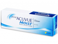 kontaktlinsen - 1 Day Acuvue Moist