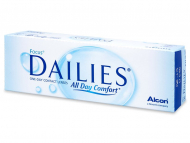 kontaktlinsen - Focus Dailies All Day Comfort