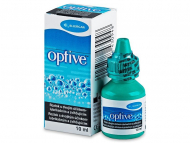 kontaktlinsen - OPTIVE 10 ml